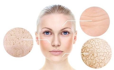 Xem các vấn đề của làn da