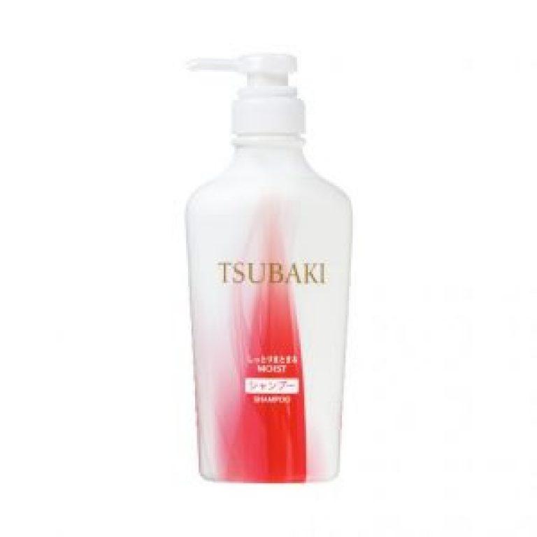 Xịt dưỡng tóc Tsubaki dưỡng ẩm và giữ nếp