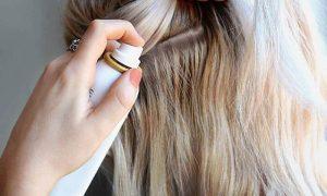 Xịt theo loại tóc
