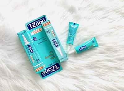 Kem trị mụn đặc trị T-Zone Spot Zapping Gel