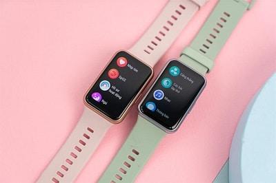 Đồng hồ thông minh huawei watch-fit