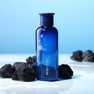 Nước hoa hồng Innisfree Jeju Lava Seawater Skin