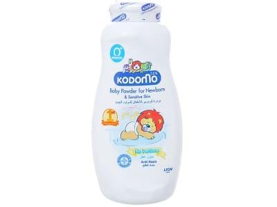 Phấn rôm em bé Kodomo Baby Powder Extra Mild