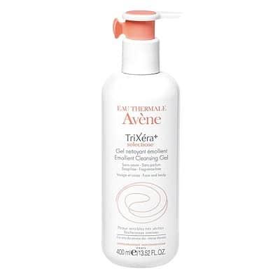 Sữa rửa mặt Avene Trixera Selectiose Emollient Cleansing Gel