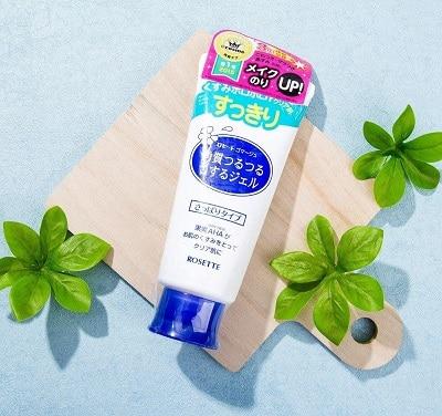 Rosette peeling – sữa rửa mặt tẩy tế bào chết đến từ thương hiệu Rosette