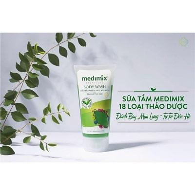 Sữa tắm Medimix