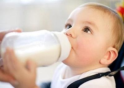 Sữa thảo dược chùm ngây Babego 5