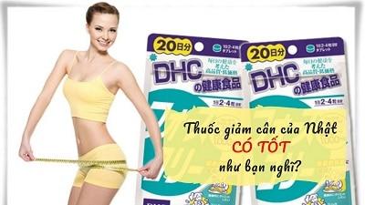 thuốc giảm cân DHC