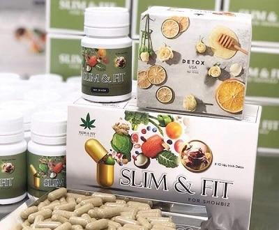 Thuốc giảm cân Slim & Fit