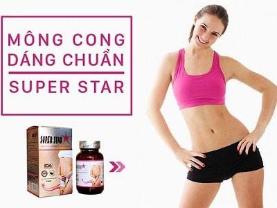 Thuốc giảm cân Super Star