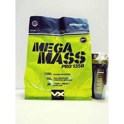 Thuốc tăng cân của mỹ Mega Mass