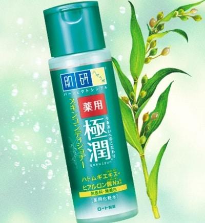 Toner cho da dầu Hada Labo Hatomugi Skin Conditioner