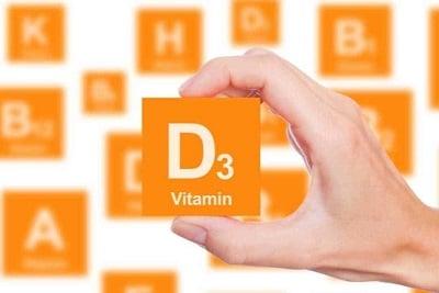 vitamin d3 cho trẻ sơ sinh 1