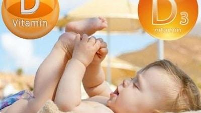 vitamin d3 cho trẻ sơ sinh 21
