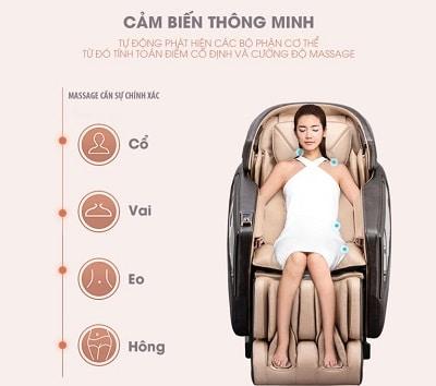 ghế massage toàn thân giá rẻ 3