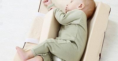 gối chống trào ngược cho bé babieskey 1
