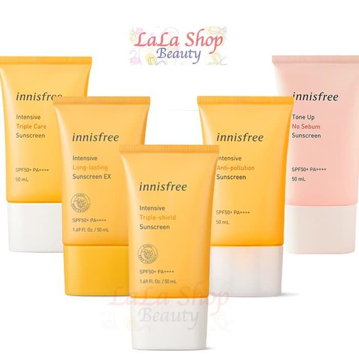 Kem Chống Nắng Innisfree Intensive Sunscreen
