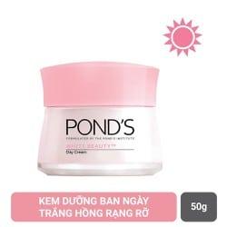Kem dưỡng da trắng hồng rạng rỡ Pond's White Beauty ban ngày 50g