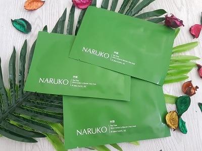 Mặt nạ cho da mụn Naruko Tea Tree