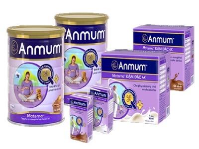 Sữa cho bà bầu Anmum Materna