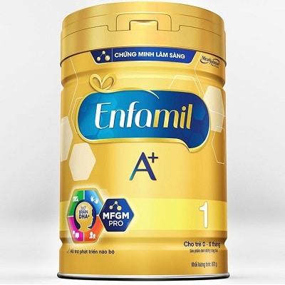 sữa cho trẻ sơ sinh 5