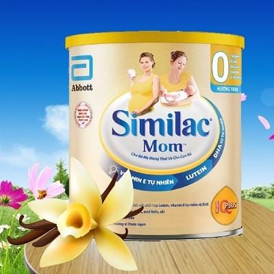 Sữa dành cho bà bầu Similac Mom