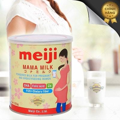 Sữa dành cho bà bầu Meiji Merry Mama