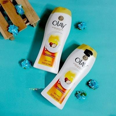 Sữa tắm trắng da Olay Ultra Moisture