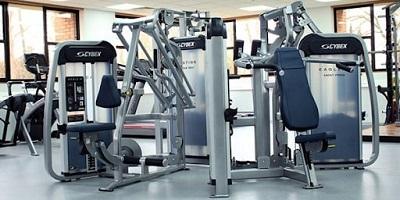 thiết bị phòng gym