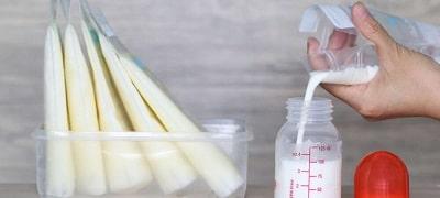 Túi trữ sữa