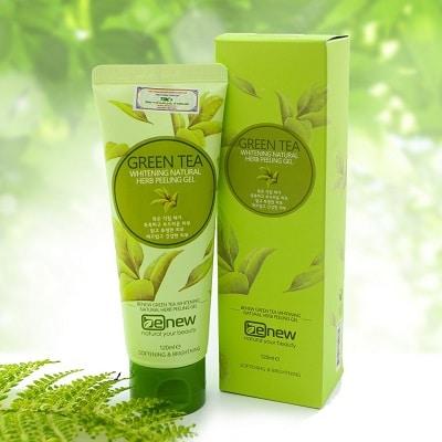 Benew Green Tea Peeling Gel