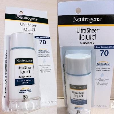 kem chống nắng neutrogena 12