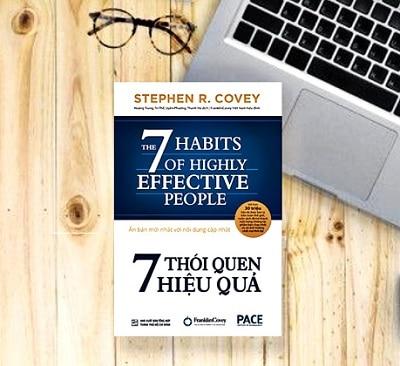 sách 7 thói quen hiệu quả