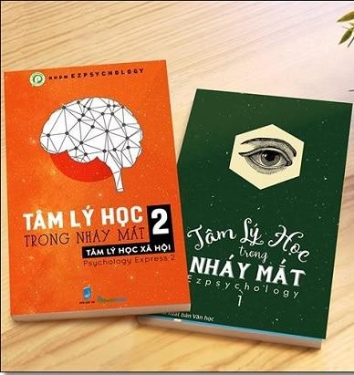sách tâm lý học trong nháy mắt
