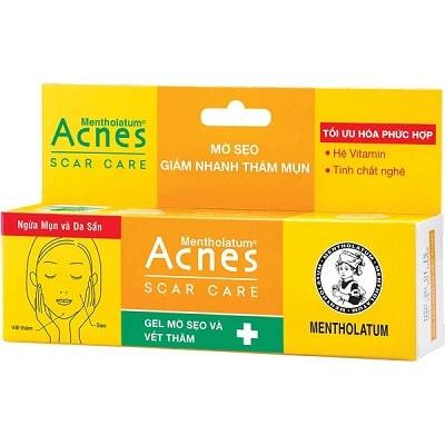 sản phẩm trị thâm mụn acnes