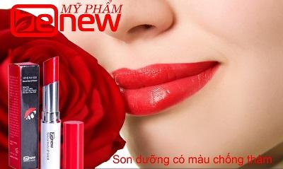 son dưỡng trị thâm môi 9