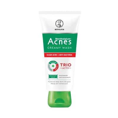 Sữa rửa mặt Acnes 6