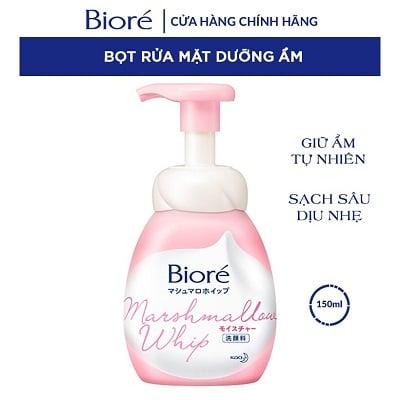 Sữa rửa mặt Biore 12