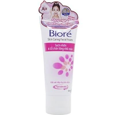 Sữa rửa mặt Biore 4