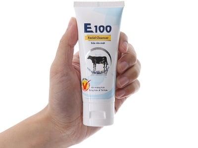 Sữa rửa mặt E100 9
