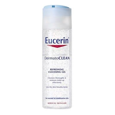 Sữa rửa mặt Eucerin 3