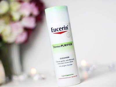 Sữa rửa mặt Eucerin 7