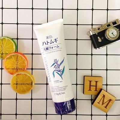 Sữa rửa mặt Hatomugi 5