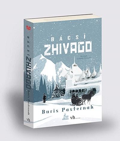 tác phẩm văn học kinh điển bác sĩ zhivago