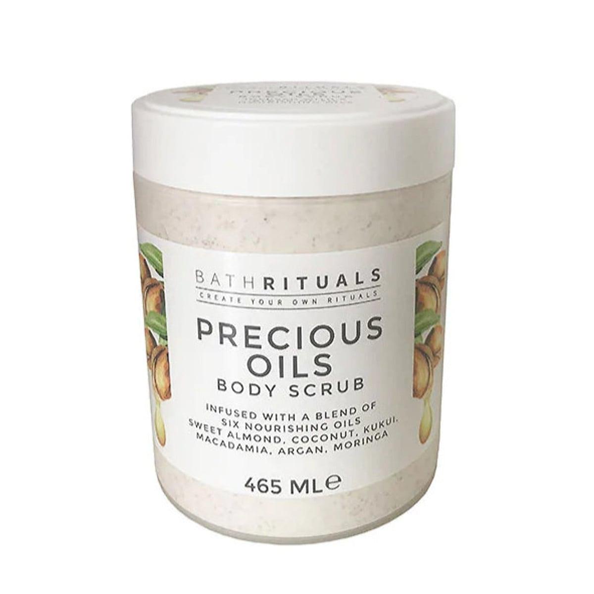 Tẩy da chết Precious Oil