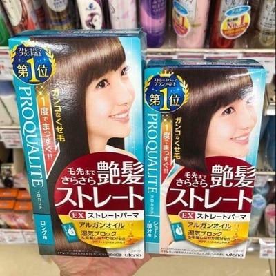 Thuốc duỗi tóc 2