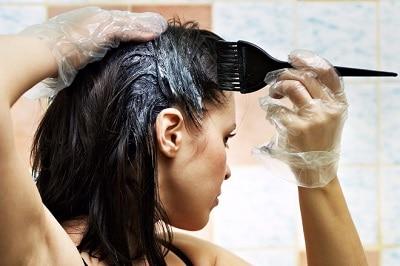 Thuốc nhuộm tóc 1