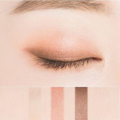 Phấn mắt Missha Triple Shadow 1