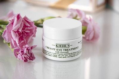 Kem mắt bơ Kiehl's Creamy Eye Treatment with Avocado 2
