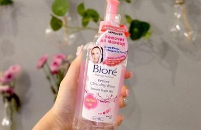 nước tẩy trang Biore 3